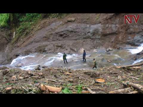 Experts blame Bududa landslides on human activity