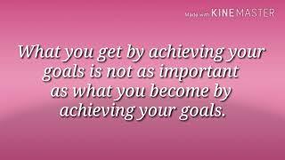 Inspiring Achievement Quotes