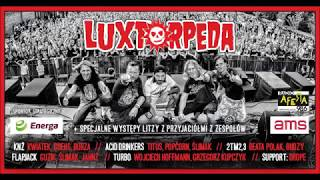 LUXTORPEDA + GUESTS, MTP2 Poznań, 13.10.2018