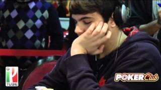 [CLIP] Notte Del PokerClub Da Sogno: Vince Max Pescatori