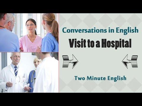 Download Medical English - Hospital English - Free English Lesson Mp4 HD Video and MP3