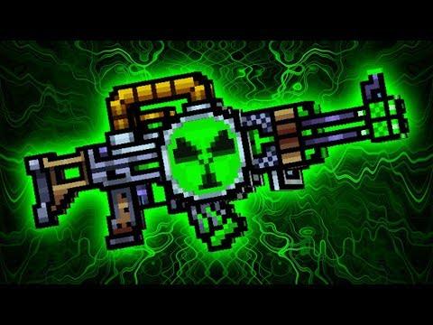 Pixel Gun 3D - Nuclear Rifle [Gameplay]
