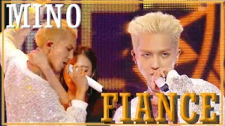 [Solo Debut] MINO   FIANCE,  송민호   아낙네 Show Music Core 20181201