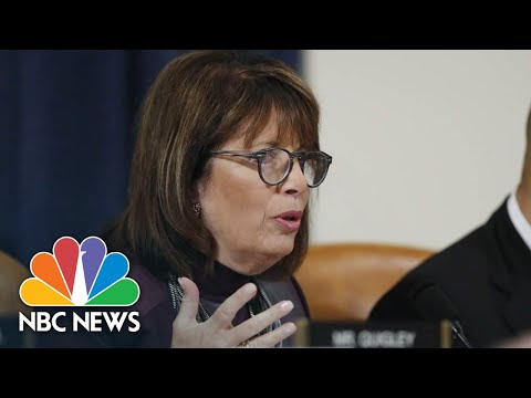 Rep. Speier: Trump 'Has Five Pinocchios On A Daily Basis' | NBC News