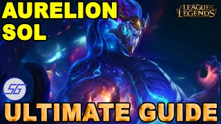 Aurelion Sol MID Guide + Build + Tips | League of Legends Patch 6.6