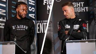 Denzel Bentley vs Felix Cash FULL PRESS CONFERENCE | Frank Warren boxing