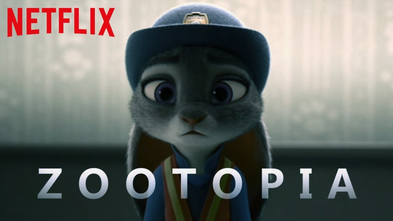 What if Zootopia was a Crime Drama series on Netflix?