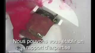 preview picture of video 'Fuite piscine projecteur à Cornebarrieu  - 31'