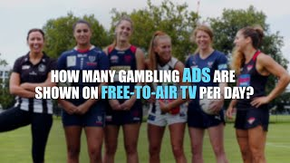 Gambling advertising statistics