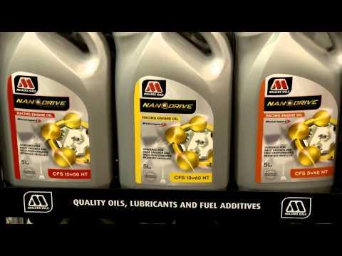 Performance Racing Oils describe Nanodrive Oil