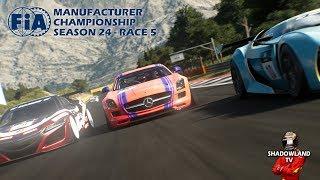 Another update, Penalties still sucks big time - GT Sport FIA Manufacturer S24R5