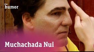 Celebrities: Miguel Indurain - Muchachada Nui | RTVE Humor