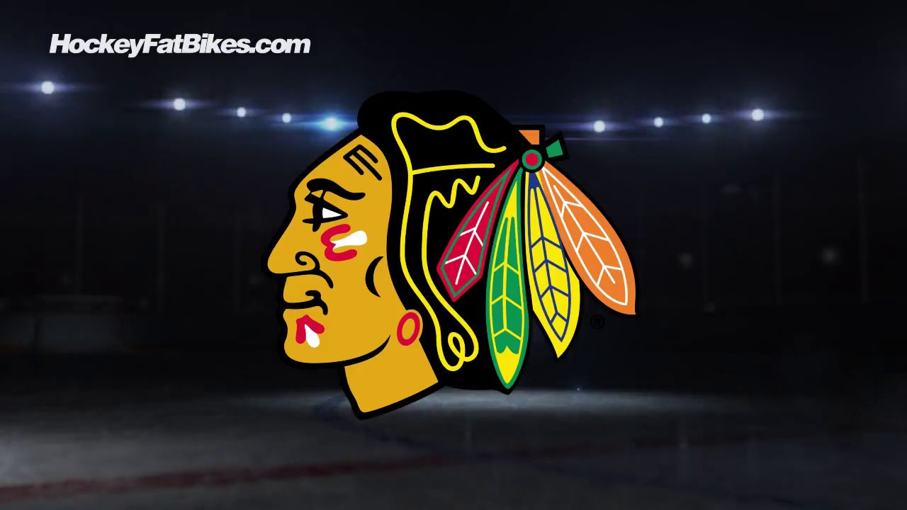 FatBike les Blackhawks de Chicago®