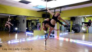 Pole Dance Double Tricks - Inspiration Video Vol. 8