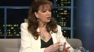 Jackie Collins on The Tavis Smiley Show