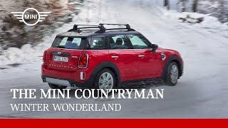 [오피셜] Exploring a Winter Wonderland in the MINI Countryman
