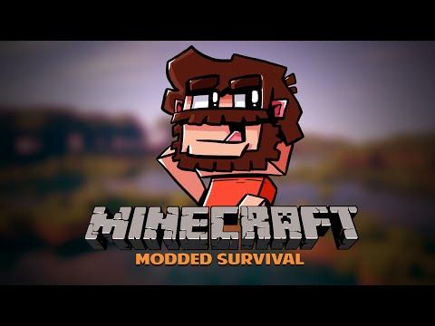 Minecraft: Modded Survival | SAFETY TREE | Episode 2