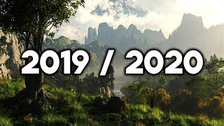 Top 10 NEW OPEN WORLD Upcoming Games of 2019 & 2020 | PC,PS4,XBOX ONE (4K 60FPS)