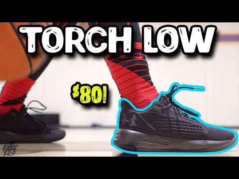 Is It A Sleeper?? Under Armour Torch Low! $80 Budget Shoe!