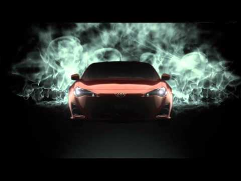 Toyota  Gt86 Купе класса A - рекламное видео 1