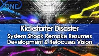 Kickstarter Disaster System Shock Remake Resumes Development & Refocuses Vision