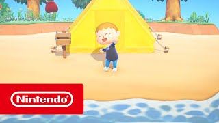 Animal Crossing: New Horizons – Et si vous quittiez tout... pour vivre sur votre île déserte ?