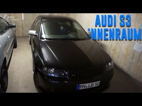 AUDI S3 - Kleinigkeiten für den Innenraum! | VLOG