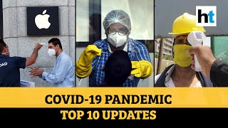 Covid update: New anti-virus trains; Apple reopen plan; online class rules - Download this Video in MP3, M4A, WEBM, MP4, 3GP
