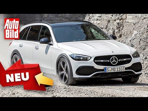 Mercedes C-Klasse T-Modell All Terrain | Neue C-Klasse kommt auch als Offroad-Version |Vorstellung