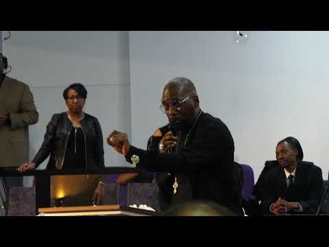 Part 1 Installation Service Of Bishop Marvin Sapp as Senior Pastor Of The Chosen Vessel Cathedral