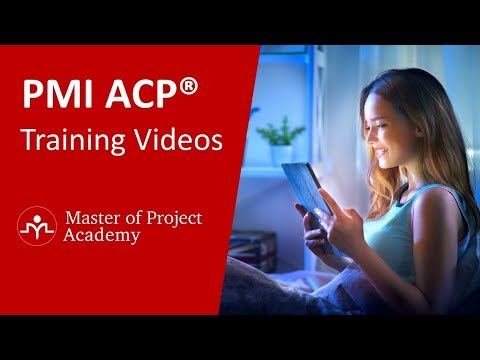 PMI ACP Training Video 2021 - Ultimate Guide - YouTube