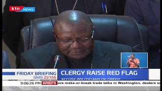 Catholic clergy wary of rising murder cases; accuse MPs of greed