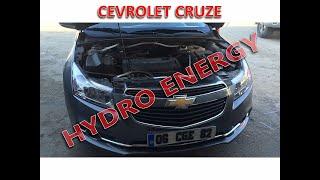 Chevrolet Cruze 1.6 hidrojen yakıt tasarruf sistem montajı