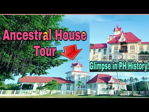 PRES. EMILIO AGUINALDO'S ANCESTRAL HOUSEMUSEUM TOUR | PHILIPPINES | MANILYN JOHNSON