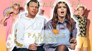 Pinsamt att åka ut först?   Paradise Hotel 2020 EP3