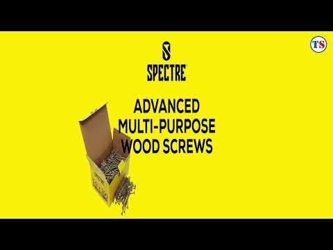 Spectre Advanced Multi-Purpose Screw