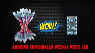 Resolume Artnet Arduino