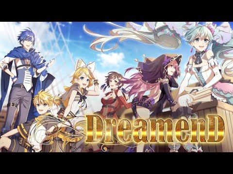 【ボカロ6人】DreamenD【オリジナル】