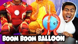 BOOM BOOM BALLOON CHALLENGE! | Kholo.pk