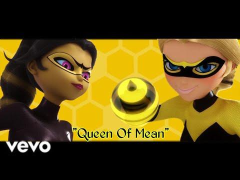 "Queen Of Mean 👑   MIRACULOUS LADYBUG (AMV)   (""From Descendientes 3"")   Sarah Jeffery"