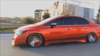 Modifiyeli Arabalar - Modified Cars 2015 - Seat - Honda Civic Muhteşem Modifiye HD