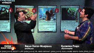 Pro Tour Magic Origins Deck Tech: Blue Red Ensoul Artifact with Raymond Perez