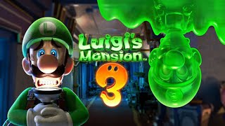Luigi's Mansion 3 - Nintendo Switch Complete Playthrough
