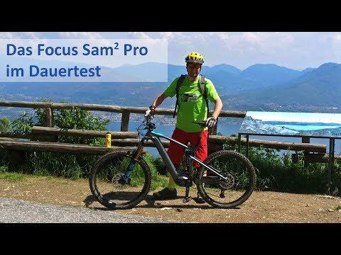 Dauertest: Focus Sam² Pro (500 Km)
