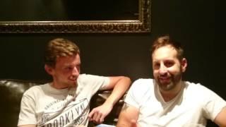 Josh Kelley Interview, London - yourlifeinasong.com @LifeInASong_UK