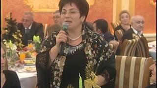 """Кarachay Koncert -  2009 cil. """"НОВЫЙ 2009 ГОД"""" . Со сливками карачаевского общества."""