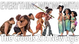 Everything Wrong With The Croods 2: A New Age In 20 Minutes Or Less