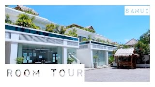 Room Tour. Tropical Paradise Apartments. Koh Samui