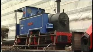 preview picture of video 'Royal Arsenal Railway - Woolwich'