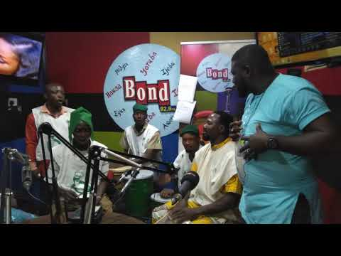 GRYRATION!!! HOW DO I BECOME A KEGITE MEMBER? BISHOP ORI RADIO ILYA DU BONDfm